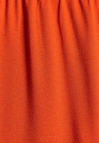 Esprit - A-line skirt - orange red - 6
