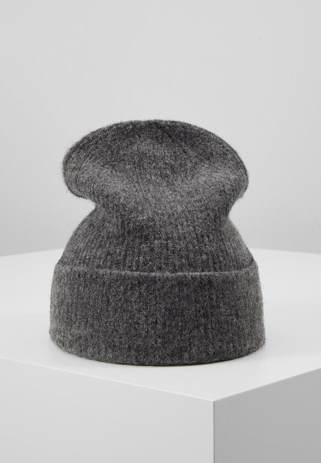VMKATRINE BEANIE - Bonnet - light grey melange