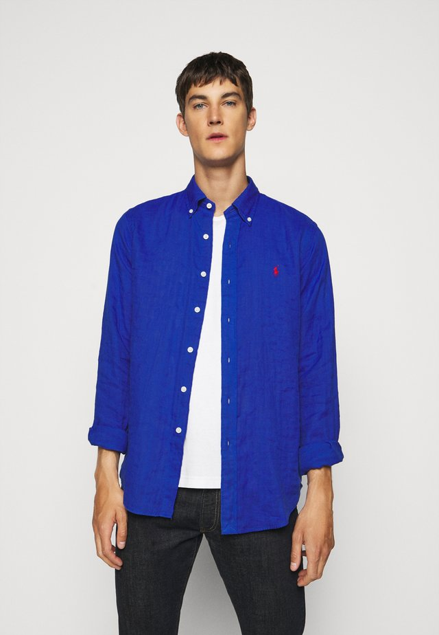 LONG SLEEVE SPORT  - Camicia - travel blue