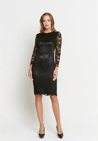 Madam-T - TROPICANA - Cocktail dress / Party dress - schwarz - 1