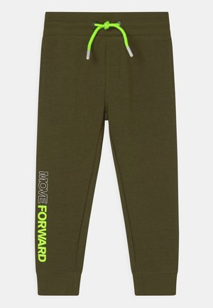 KID - Tracksuit bottoms - olive