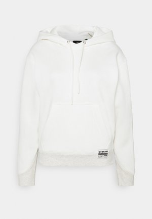PREMIUM CORE HOODED - Hoodie - milk