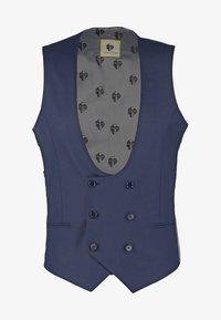 Noose & Monkey - ELLROY - Suit waistcoat - navy - 6