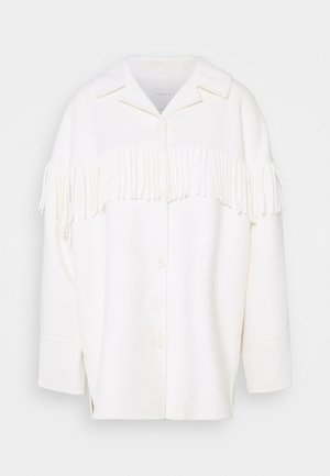 BRANDON - Summer jacket - ecru