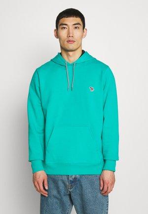 MENS FIT HOODIE - Hoodie - turquoise