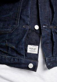 Replay - Denim jacket - dark blue - 5
