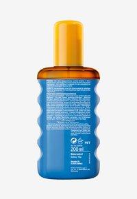 Nivea - SUN PROTECT & BRONZE OIL SPF30 - Sun protection - - - 1