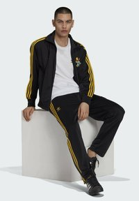 adidas Originals - Tracksuit bottoms - black - 4