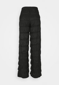 PIECES Tall - PCPOLLY  SMOCK PANTS TALL - Bukse - black - 1