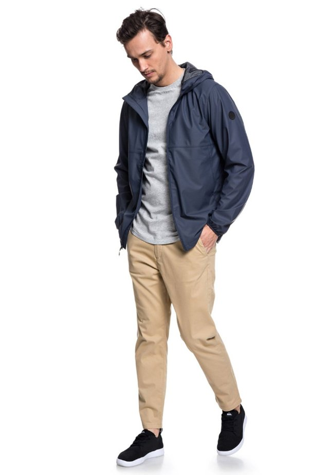 KAMAKURA RAINS - Waterproof jacket - blue nights