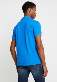 GANT - CONTRAST COLLAR RUGGER - Polo shirt - lake blue - 2
