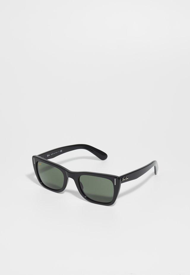 CARIBBEAN - Sluneční brýle - shiny black