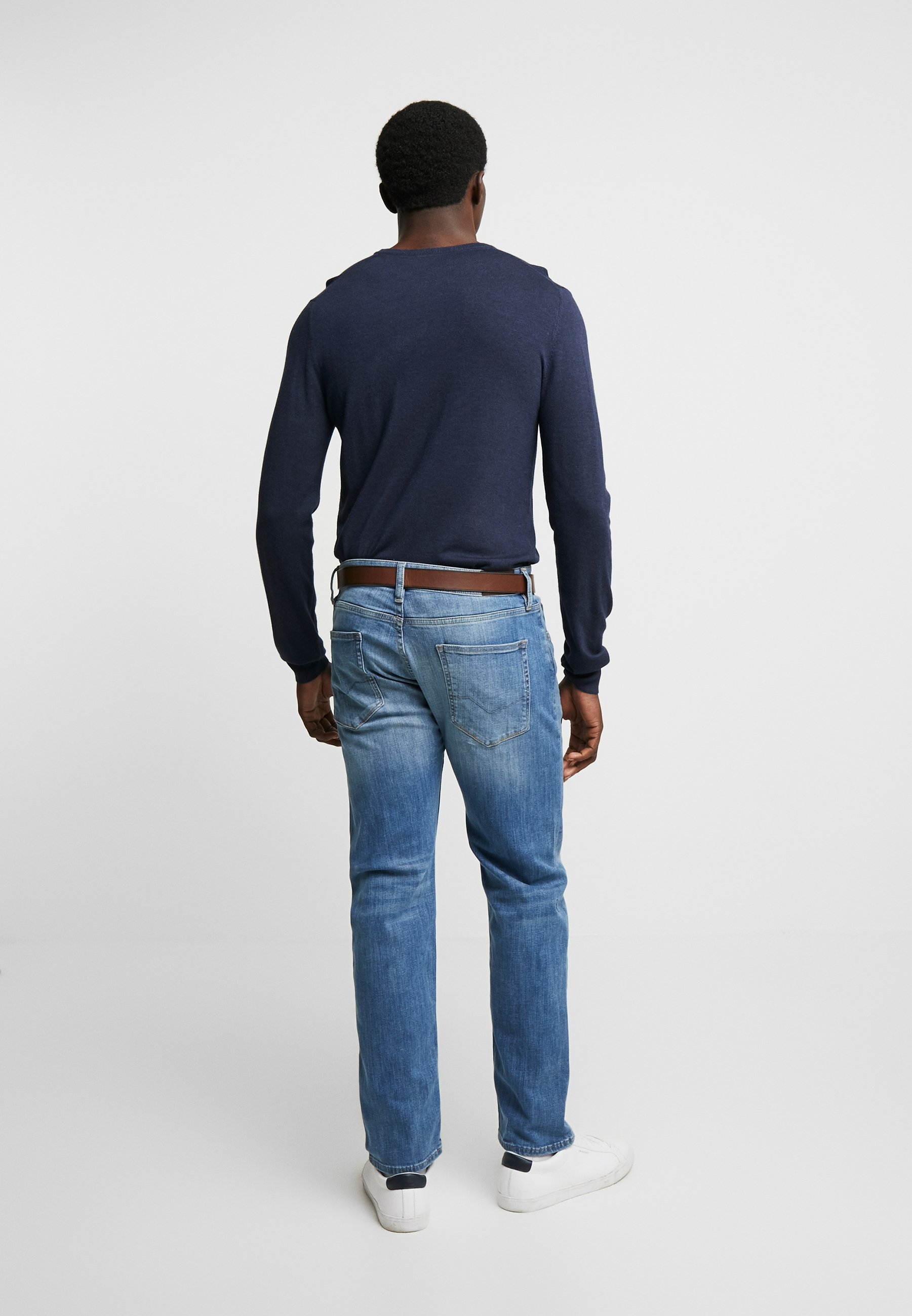 Herren Jeans Slim Fit - blue light
