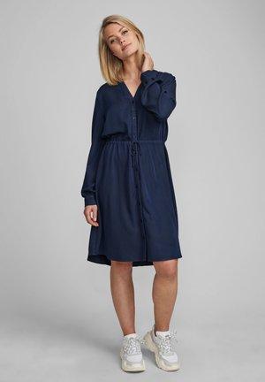NUBETSAN - Shirt dress - dark sapphire