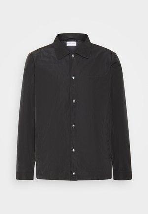 COACH - Lehká bunda - black