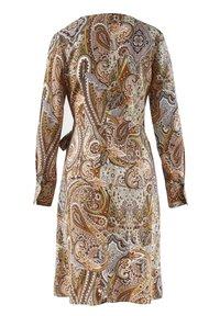 Alba Moda - Day dress - camel beige schwarz - 6