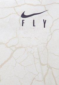 Nike Performance - CROP TEE - Camiseta estampada - white - 2