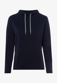 zero - MIT STEHKRAGEN - Sweatshirt - dark blue - 4