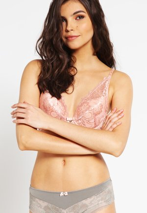 GYPSY HIGH APEX PLUNGE BRA - Push-up bra - nude