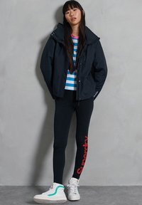 Superdry - HURRICANE - Windbreaker - eclipse navy - 1