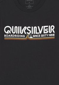 Quiksilver - LIKE GOLD - T-shirt con stampa - black - 2