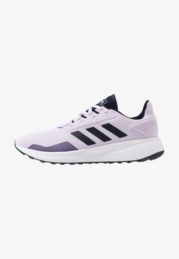 DURAMO 9 - Neutrální běžecké boty - purple tint/legend ink/footwear white