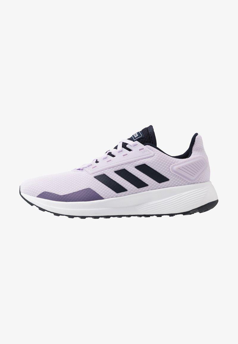 adidas Performance - DURAMO 9 - Neutrální běžecké boty - purple tint/legend ink/footwear white