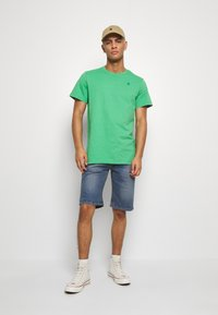 Redefined Rebel - COPENHAGEN  - Jeans Shorts - dream blue - 1