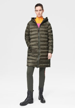 PALLAS - Down coat - olivgrün