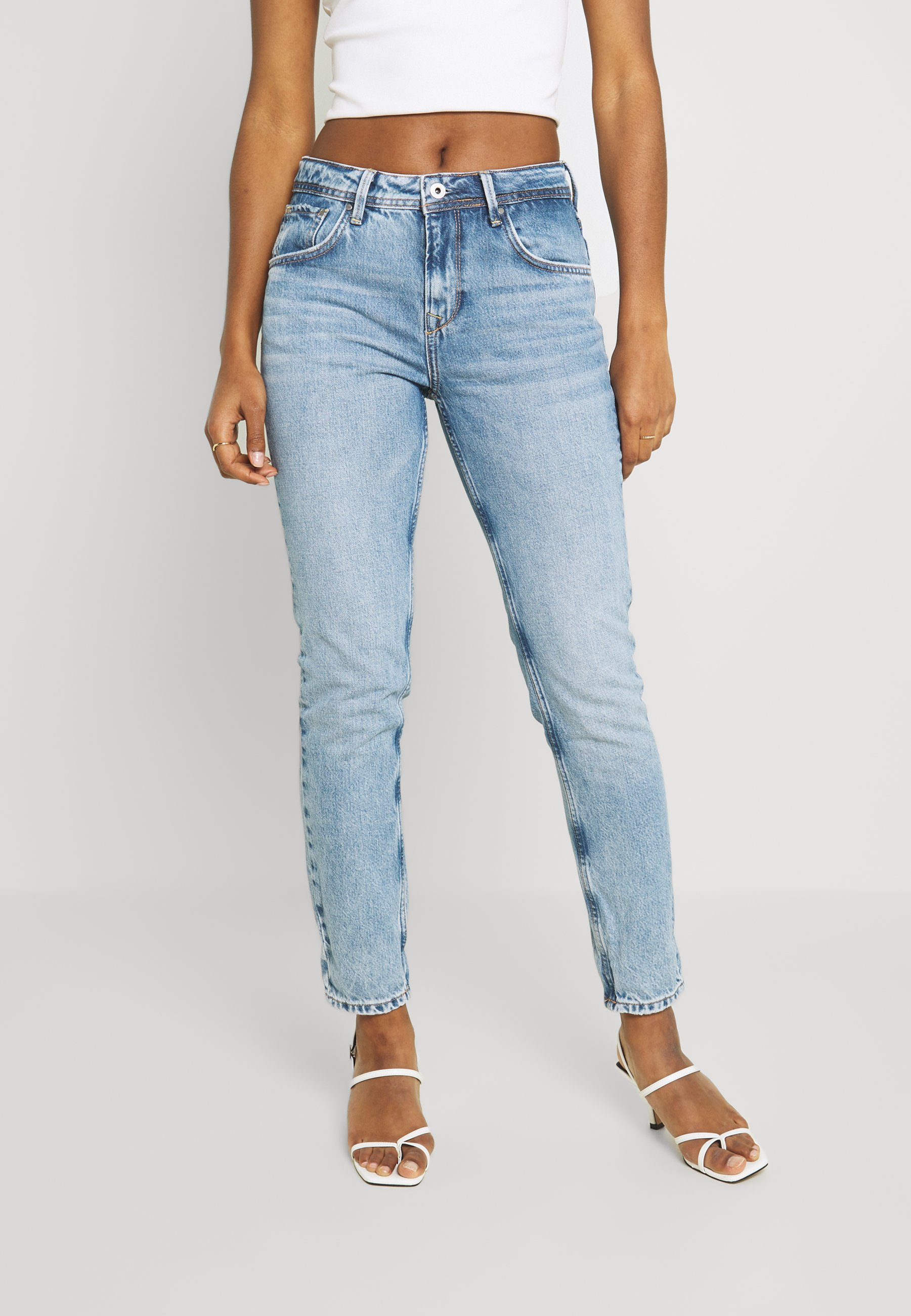 Women VIOLET - Relaxed fit jeans