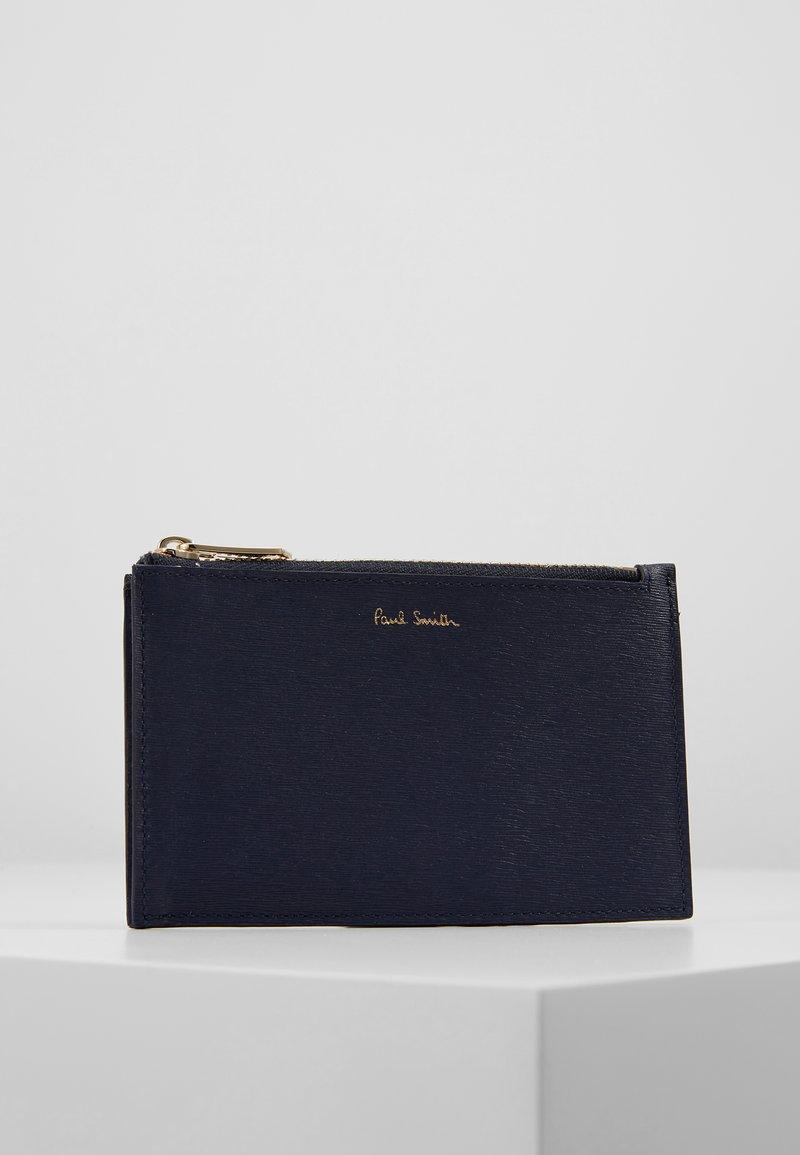 Paul Smith - WALLET POUCH STRAW - Wallet - blue