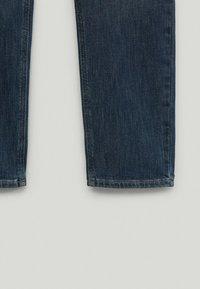 Massimo Dutti - Jean slim - dark blue - 6