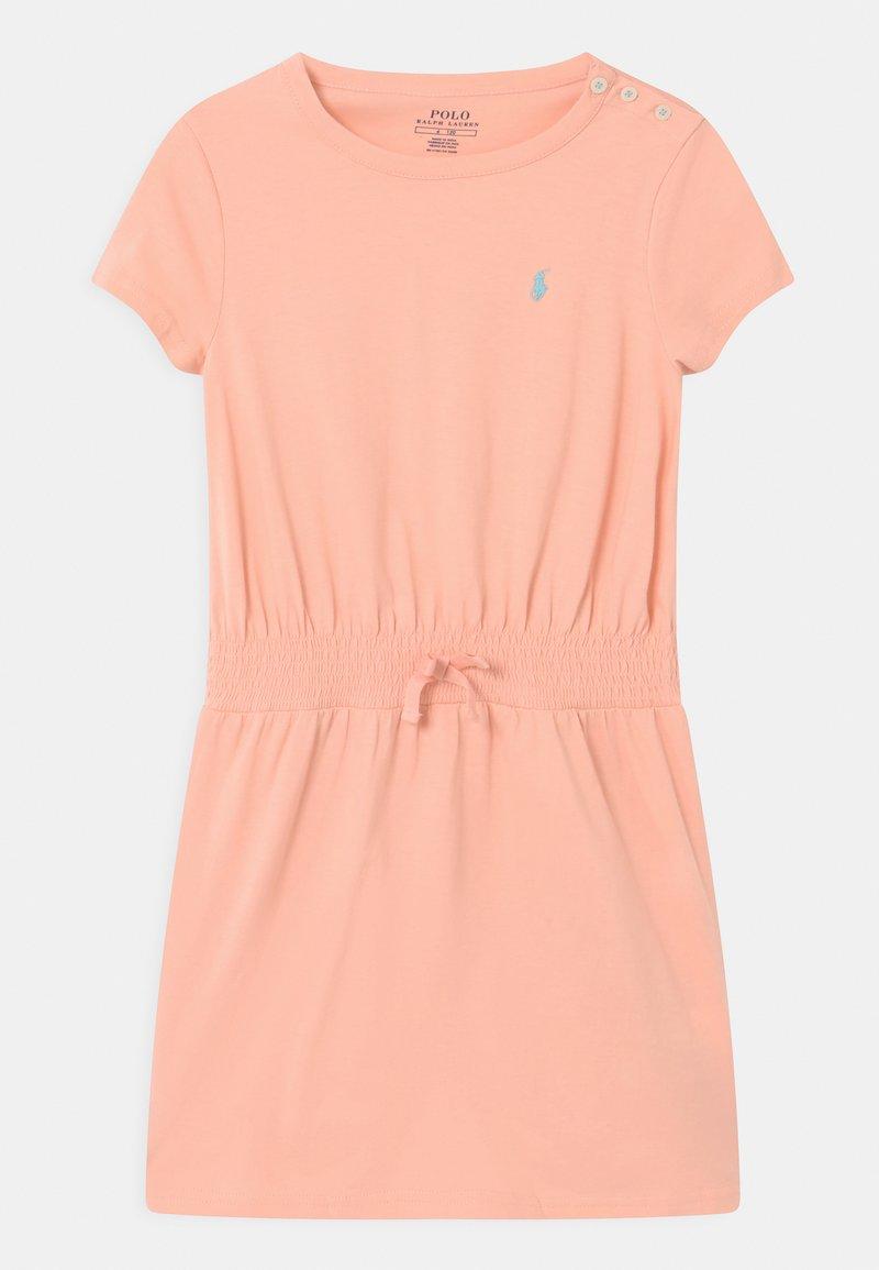 Polo Ralph Lauren - PLAY - Vestido ligero - deco coral