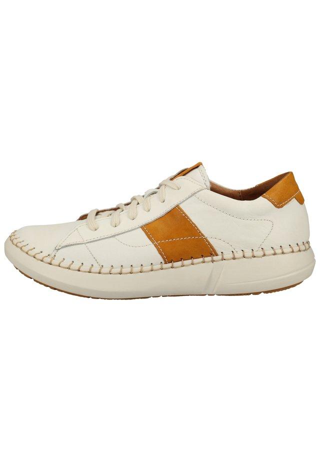 JOSEF SEIBEL - Sneakers laag - weiss-gelb 099
