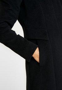 comma - COAT - Płaszcz wełniany /Płaszcz klasyczny - black - 4