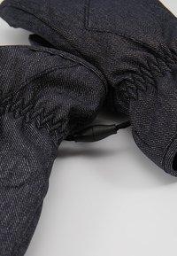 Barts - BASIC SKIGLOVES - Rękawiczki pięciopalcowe - denim - 3