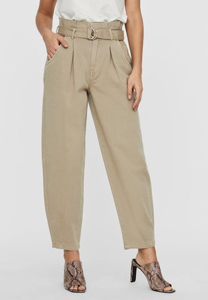 PAPER - Relaxed fit jeans - beige