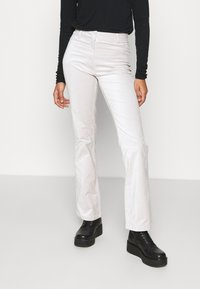 Weekday - RYDEL TROUSER - Trousers - cream - 0
