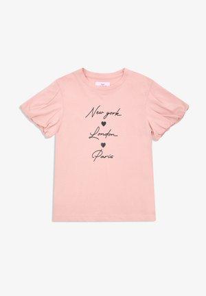 BALLOON - T-shirt print - pink