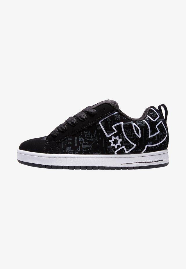 Sneakersy niskie - black print