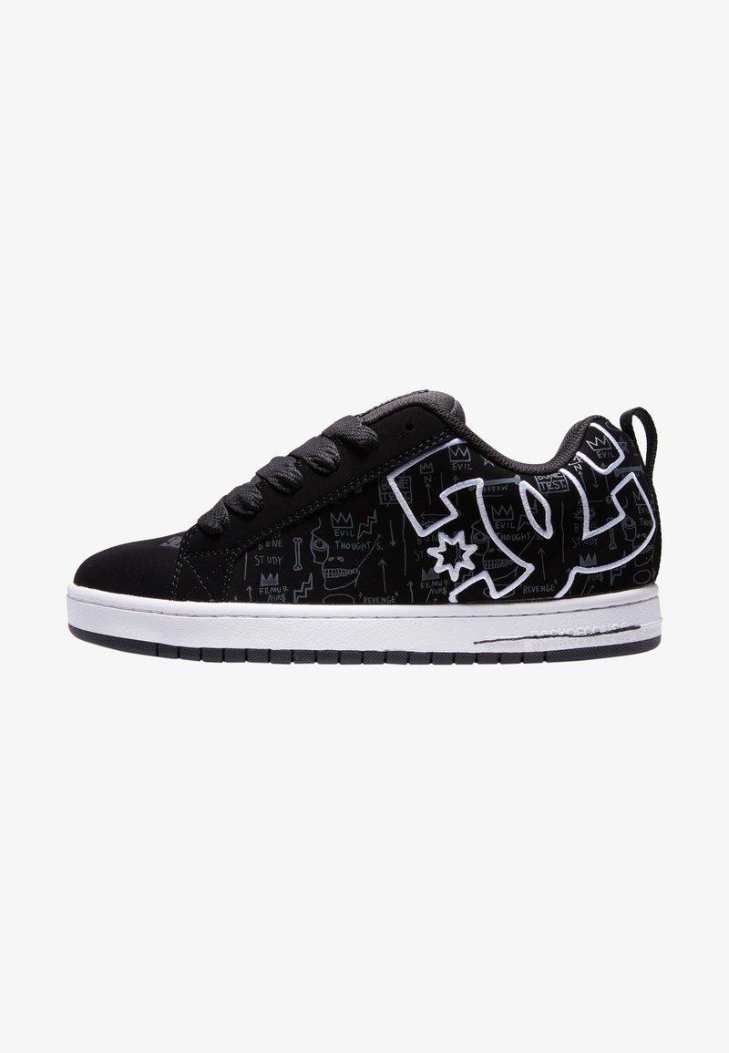 DC Shoes - Sneakers basse - black print