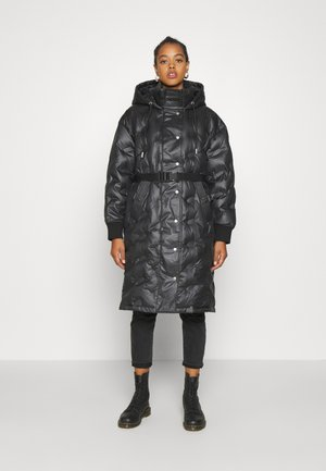 W-LALLA  - Down coat - black