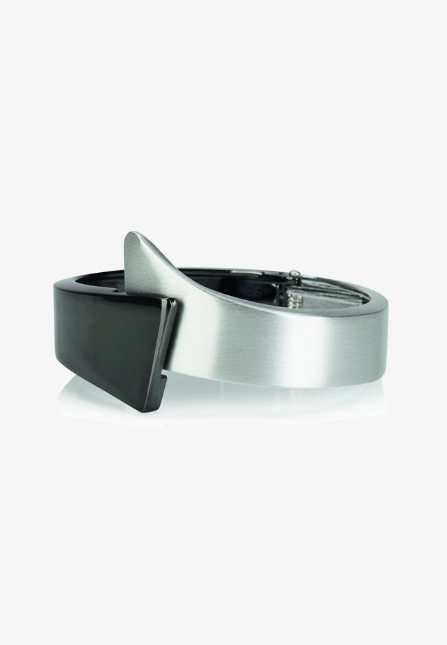 Bracelet - anthrazit/silberfarben