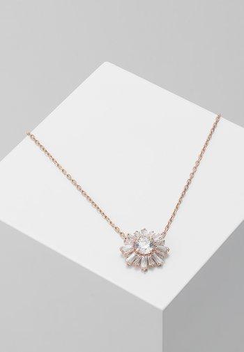 SUNSHINE PENDANT - Necklace - white