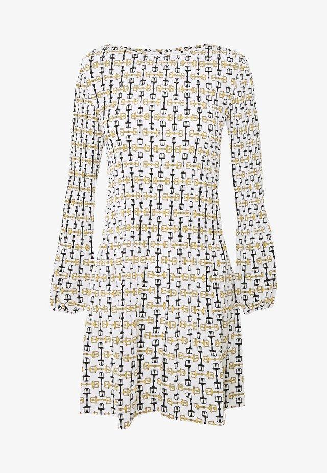 ROCKINA - Day dress - blanc/noir