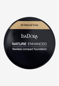 IsaDora - NATURE ENHANCED FLAWLESS COMPACT FOUNDATION - Foundation - natural ivory - 2