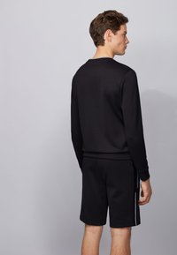 BOSS - SALBO - Sweatshirt - black - 2