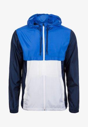 HEATGEAR SPORTSTYLE - Trainingsjacke - blue/white/dark blue