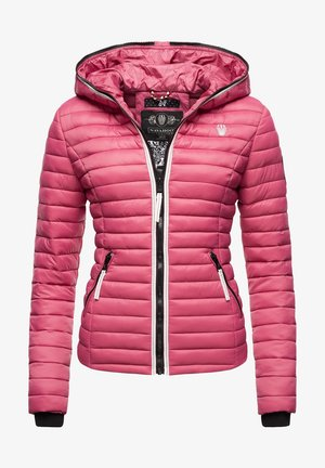 KIMUK PRC - Winter jacket - berry