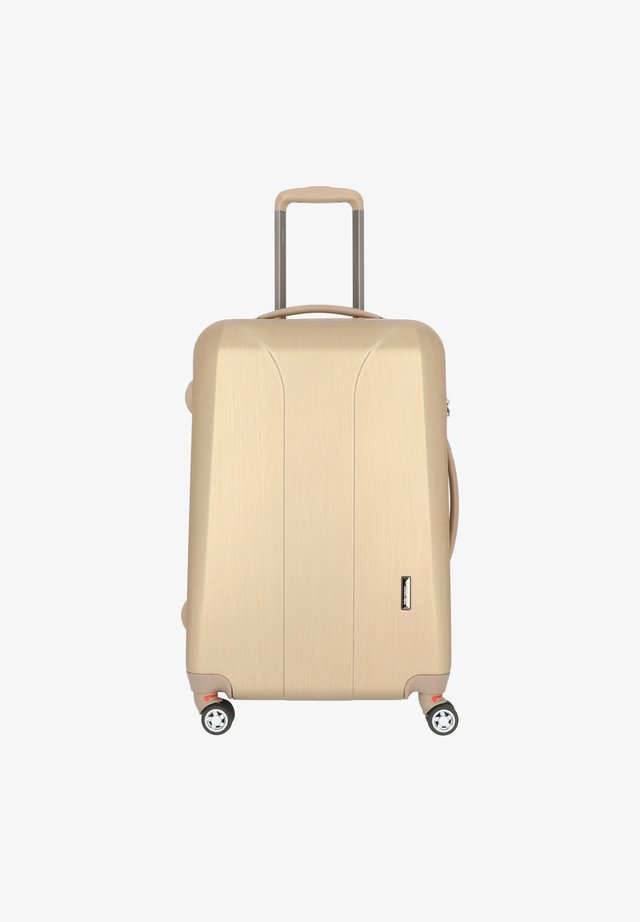 NEW CARAT SPECIAL EDITION  - Trolley - gold brushed